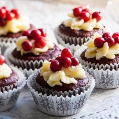 Gluteenittomat suklaamuffinit - Kotiliesi.fi - Gluten-free chocolate muffins