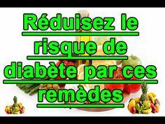 Réduisez le risque de diabète par ces remèdes