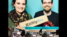 #KitNipBox February 2017 #Movies #Unboxing! #cats