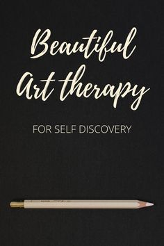 Art Therapy Activities for Self-discovery - Art therapy activities are an excellent approach to self-discovery. Deepen the knowledge about your - Art Therapy Projects, Art Therapy Activities, Art Therapy Benefits, Art Therapy Directives, Creative Arts Therapy, Relaxing Art, Journal Writing Prompts, Activities For Teens, Self Discovery