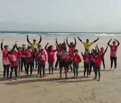 Que la diversión no pare  @lasantaprocenter  #surfcamp #surfcamplanzarote #surfkids #surfparaniños #surfschool #clases de surf . http://ift.tt/SaUF9M