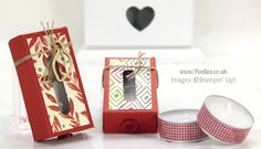 Stampin Up! UK Demonstrator Pootles - Tiny Tealight Box Tutorial cheap.thegoodbags.com MK ??? Website For Discount ⌒? Michael Kors ?⌒Handbags! Super Cute! Check It Out!