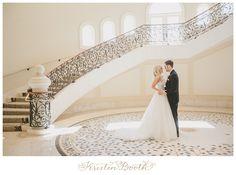 I really like Kristen's composition. - L Romantic St. Regis Monarch Beach Wedding Photos   Dreamy Blush Pink Wedding   Megan and Jordan