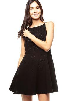 Vestido Negro Koaj Koaj