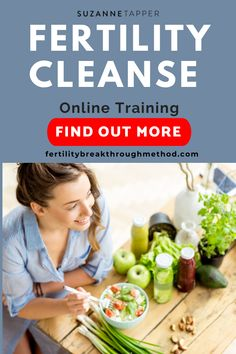 This online workshop walks you through exactly what you need to do to safely detox your body to improve reproductive health and boost fertility. Boost Fertility, Toxic Foods, Detox Your Body, Walks, Cleanse, Improve Yourself, Workshop, Eat, Atelier