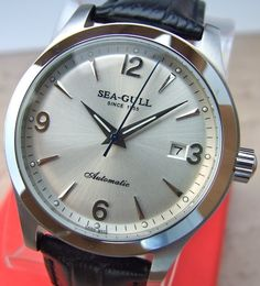 Sea-Gull M 177 Automatic Classic Seiko Watches, Trends, Luxury Watches For Men, Classic Man, Omega Watch, Pocket Watches, Clock, World, Accessories