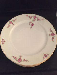 For Sale: Heinrich dinner plates 10 pc - #3206