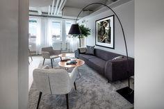 Lounge area in the office kitchen. The cozy interior makes the perfect coffee spot #scandidesign #sweden #Ideas #IdeasDesign #Malmo #interiordesign #officedesign #officeinterior #coffeecorner