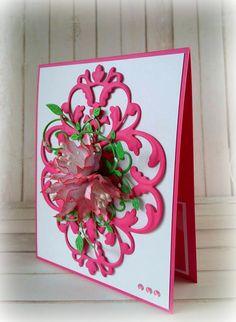 02.2015 (12*15 см, CUTTLEBUG Flourish Medallion, CHEERY LYNN DESIGNS Mini Fanciful Flourish Left)