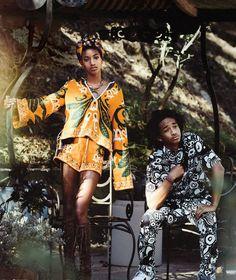 Kimlud ♡ Jewelry • Willow and Jaden smith by Olivia Malone.