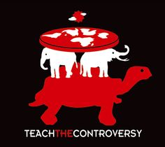 Teach the Controversy (Pratchett shout-out)