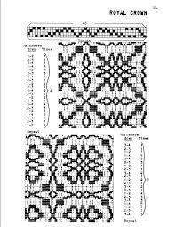 Image result for 4 shaft overshot weaving drafts