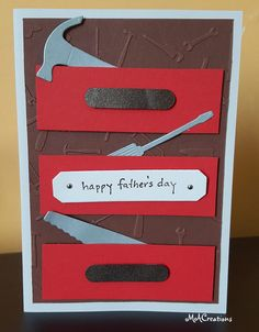2016 - Father's Day Card