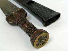 17th/18th century Scottish dirk