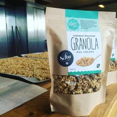 GRANOLA #packaging