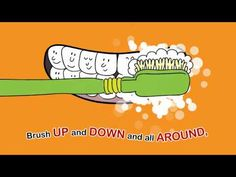Brush your teeth : Nursery rhymes and songs : 3 years kids Dental Health Month, Oral Health, Nurse Teaching, Teaching Tools, Health Activities, Family Dentistry, School Readiness, Child Life, Health Education
