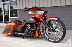 custom harley davidson bagger - Google Search