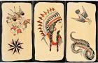 nordic tatoo, roseta