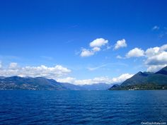 """Lago Maggiore's Royal Family: When you visit Lago Maggiore, one of the three major lakes in northern Italy, you're visiting the princedom of the Borromeo family.  Yes, """"princedom"""".  The Borromeo heirs hold the titles of """"Prince"""" and """"Princess"""".  How cool is that?! Read about them on my blog!"""