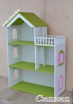 Купить Кукольный домик в интернет магазине на Ярмарке Мастеров