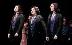 The Phantoms - Attila Csengeri, Sandor Sasvari and Victor Posta