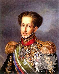 D. Pedro I.