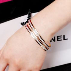 Style: Casual Type: Bangle Main Color: Silver, Gold Weight: About Material: Zinc Alloy Size: About / Package Includes: 1 x Bracelet Gold Bangles Design, Silver Bangles, Silver Cuff, Sterling Silver Bracelets, Silver Bracelets For Women, Silver Ring, Fashion Bracelets, Jewelry Bracelets, Ankle Bracelets