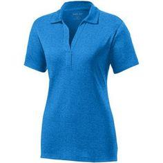 Sport-Tek Ladies Heather Contender Polo Shirt