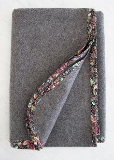 Simple Wool Blankets