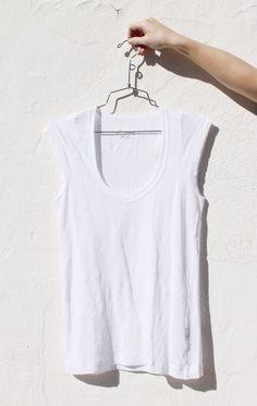 Isabel Marant Étoile Kenton Tee Shirt in White ($175.00)   100% Linen Sizes: XS, S, M, L, XL Call 1.877.342.6474 to order!