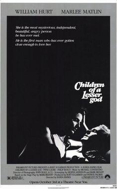 Hijos de un dios menor (1986) - FilmAffinity