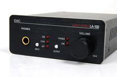Lead Audio LA-100 DAC.