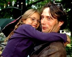 Mads and daughter