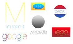 Jony Ive redesigns 6 brands in 4 minutes. Credit @dokmatt