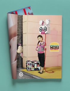 Target x Harajuku Mini by Christian Cervantes, via Behance