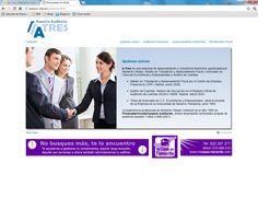 Página web sencilla, diseñada en html por Markarte
