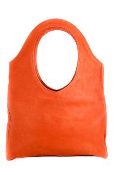 Oranje handtas / schoudertas Artemis luxe