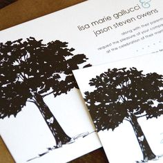 Hey, I found this really awesome Etsy listing at https://www.etsy.com/listing/68719848/lovers-tree-wedding-suite-custom-wedding