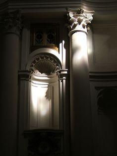 Interior Church   Rome