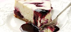Try our delicious lime and blackcurrant cheesecake recipe plus other recipes from Red Online. Blackberry Cheesecake, Lime Cheesecake, Cheesecake Recipes, Ultimate Cheesecake, Dessert Recipes, Dessert Aux Fruits, Chewy Chocolate Chip Cookies, Other Recipes, Sweets