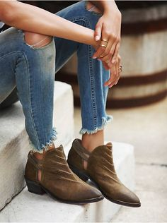 Free People Southern Cross Ankle Boot, $169.95