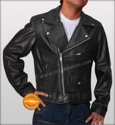 14236 vertreten ihre stil als geisterjger als dean winchester 18900 terminator leather jacket thecheapjerseys Choice Image