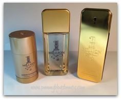 "Holiday 2012 ""Gifts for Him"": Paco Rabanne 1 Millon Gift Set ~ Pammy Blogs Beauty"