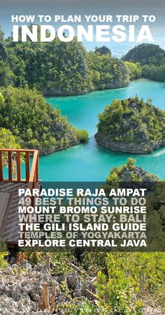 Plan an epic trip to Indonesia: Get beyond Bali in these 17000 islands...