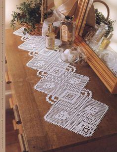 Tina's handicraft : doily