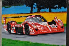 TOYOTA LMS le Mans 2013