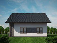 Pavla 9 | Ekonomické stavby Modern House Plans, Pavlova, Home Fashion, Architecture Design, House Design, How To Plan, House Styles, Outdoor Decor, Home Decor