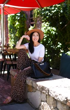 Outfits With Hats, Casual Outfits, Fashion Outfits, Travel Outfits, Cute Simple Outfits, Cute Outfits, Day Trip Outfit, Summer Hats For Women, Weekend Wear