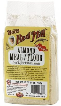 Where to Buy Almond Meal for Gluten Free & Low Carb Recipes