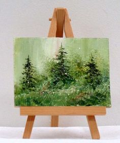 Valda Fitzpatrick Pinetrees in The Field absolutearts.com